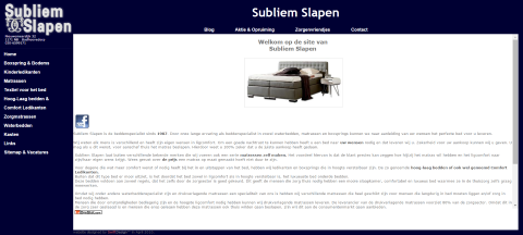 Subliem Slapen Partner VTSLapen
